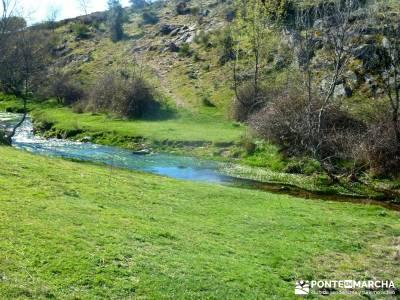 Sierra de los Porrones - Ruta de las Cabras; actividades turismo escapada fin de semana senderismo c